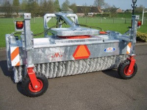 Sweep veegmachine